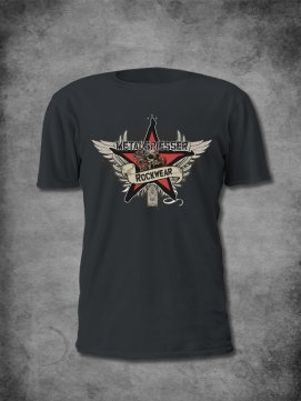 MetalSpiesser Shirt Rockwear Men