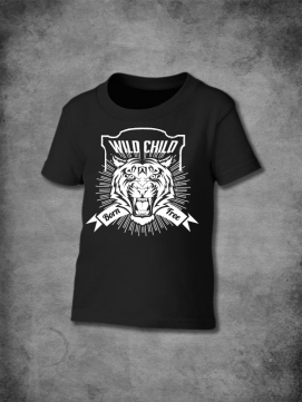 Jolly Rocker Shirt Kids Wild Child