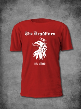 The Headlines Shirt Men Eagle Rot