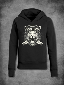 Jolly Rocker Hoodie Girl Wild Thing