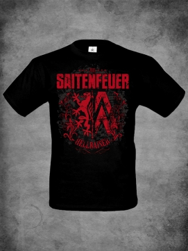 Saitenfeuer Shirt Men Hellraiser 2015