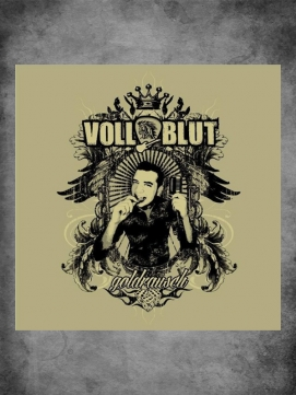 Vollblut Goldrausch (Re-Release) CD Digipak