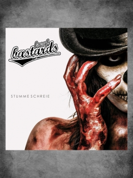 Local Bastards Stumme Schreie CD Digipak
