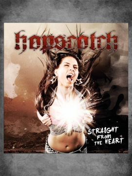 Hopscotch Straight from the Heart CD