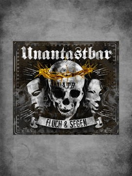 Unantastbar Fluch & Segen CD Digipak