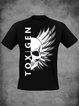 Toxigen Shirt Men Halfwing