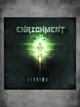Enrichment Reanimate CD Digipak
