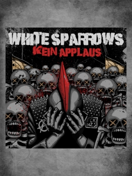 White Sparrows Kein Applaus Doppel-CD Digipack