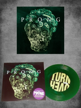 Prong Turnover 7 Single - Limited!