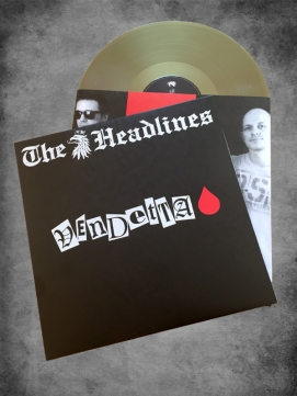 The Headlines Vendetta Vinyl Gold